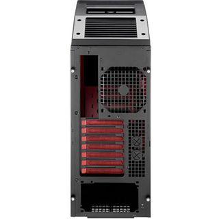 AeroCool Rs-4 Midi Tower ohne Netzteil schwarz