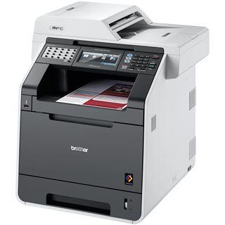Brother MFC-9970CDW Farblaser Drucken/Scannen/Kopieren/Faxen LAN/USB 2.0/WLAN