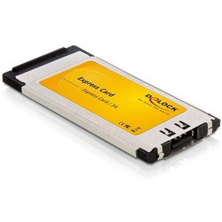 Delock Express Card > 1 x USB 2.0