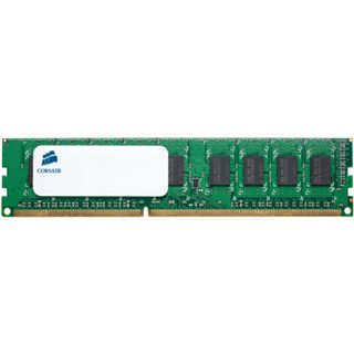 2GB Corsair Value DDR3-1066 ECC DIMM CL7 Single