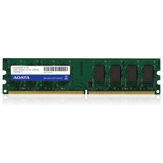 1GB ADATA Value DDR2-800 DIMM CL5 Single
