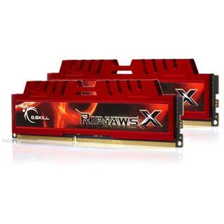 4GB G.Skill RipJawsX DDR3-1866 DIMM CL9 Dual Kit