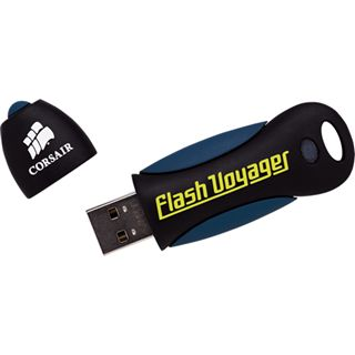 32 GB Corsair Flash Voyager schwarz USB 2.0