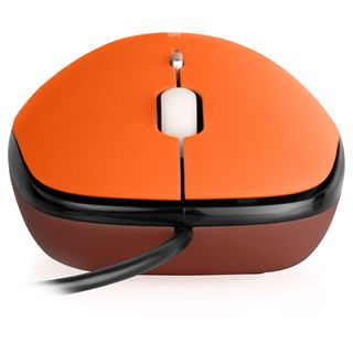 Soyntec Inpput R490 USB orange (kabelgebunden)