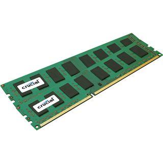 8GB Crucial CT2KIT51264BA1339 DDR3-1333 DIMM CL9 Dual Kit