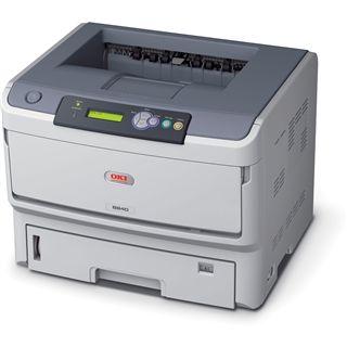 OKI B840 S/W Laser Drucken LAN/Parallel/USB 2.0