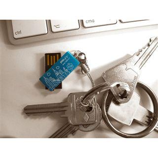 4GB PNY Attache MICRO CITY USB 2.0