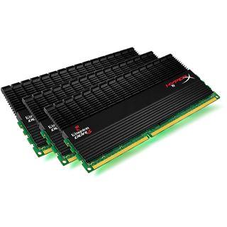 12GB Kingston HyperX T1 DDR3-1600 DIMM CL9 Tri Kit