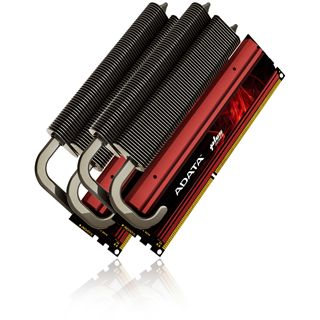 4GB ADATA XPG + Series v2.0 DDR3-1600 DIMM CL8 Dual Kit