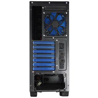 Raidmax Blade Midi Tower ohne Netzteil schwarz