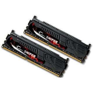 8GB G.Skill SNIPER R2 DDR3-1600 DIMM CL9 Dual Kit