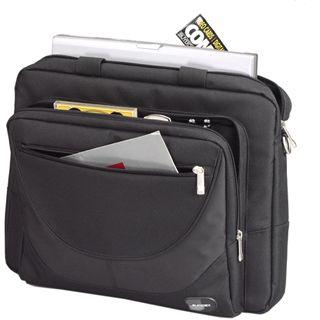 """Sumdex Notebooktasche 15.6"""" Passage schwarz"""