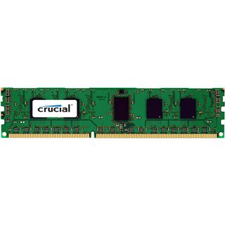 2GB Crucial Value DDR3-1333 regECC DIMM CL9 Single