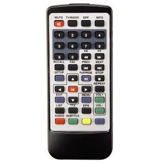 """10,1"""" (25,70cm) Hama Dig,Rahmen+DVB-T bk"""
