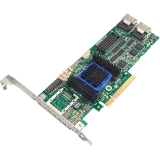 Adaptec RAID 6805 2 Port Multi-lane PCIe 2.0 x8 Low Profile bulk