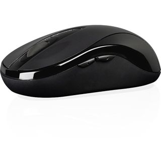 Speedlink RF Recharge Mouse USB schwarz (kabellos)