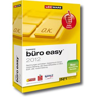 Lexware Update buero easy 2012
