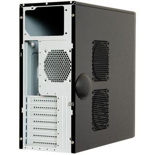 Chieftec Uni BM-02B Midi Tower ohne Netzteil schwarz