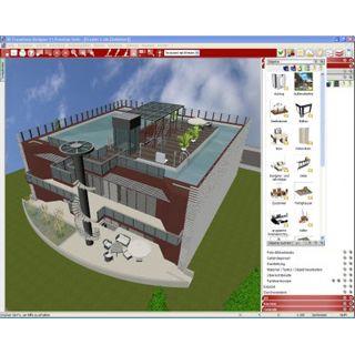 data becker 3d traumhaus designer 11 prem cad und 3d design hardware. Black Bedroom Furniture Sets. Home Design Ideas
