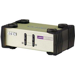 ATEN Technology CS82U 2-fach Desktop KVM-Switch