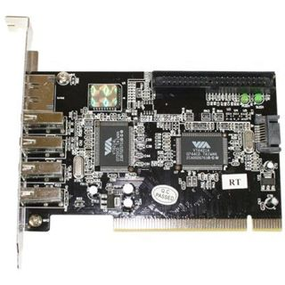 Good Connections PCI Controller Karte 7 Port PCI retail