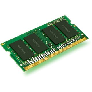 1GB Kingston ValueRAM MAC DDR3-1333 SO-DIMM CL9 Single