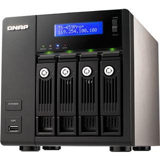 QNAP Turbo Station TS-459 Pro+ Turbo NAS