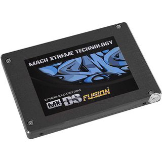 "60GB Mach Xtreme Technology Fusion Series 2.5"" (6.4cm) SATA 6Gb/s MLC asynchron (MXSSD3MDSF-60G)"