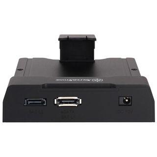 """Silverstone Dockingstation für 2.5"""" und 3.5"""" Festplatten (SST-SD01)"""