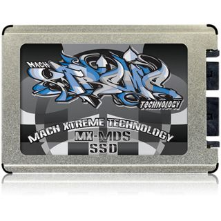 "90GB Mach Xtreme Technology MDS Series 1.8"" (4.6cm) micro SATA 3Gb/s MLC asynchron (MXSSD2MMDS-90G)"