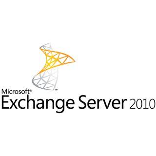 Microsoft Exchange Server 2010 32/64 Bit Englisch Mailserver Zusatzlizenzen PC (Lizenz)
