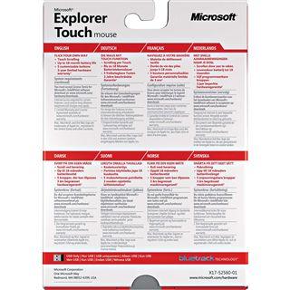 Microsoft Explorer USB grau (kabellos)