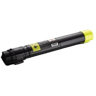 Dell 7130cdn Tonerkartusche gelb hohe Kapazität 1er-Pack Kit