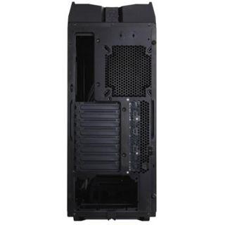 Silverstone Precision PS06 Midi Tower ohne Netzteil schwarz