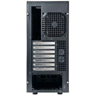 Revoltec Seventy 3 Midi Tower ohne Netzteil schwarz