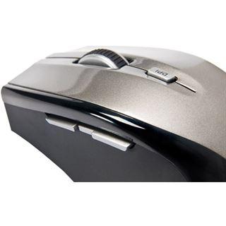 Revoltec C205 USB grau/schwarz (kabellos)