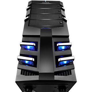 Gigabyte Sumo Alpha Midi Tower ohne Netzteil schwarz