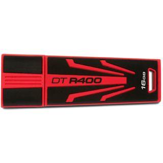 16 GB Kingston DataTraveler R400 rot/schwarz USB 2.0