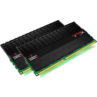 8GB Kingston HyperX T1 Black DDR3-1866 DIMM CL9 Dual Kit