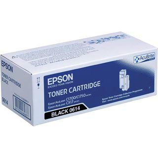 Epson Toner C13S050614 schwarz