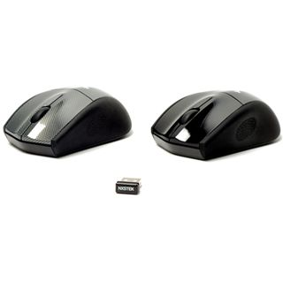 Nexus Mouse Silent Mouse Black SM-9000B optical