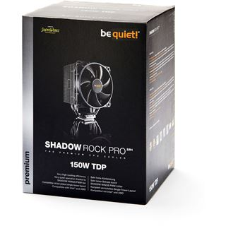 be quiet! Shadow Rock Pro SR1 Tower Kühler