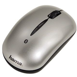 Hama Bluetooth-Maus M2140, Silber