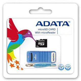 8 GB ADATA Turbo microSDHC Class 4 Retail