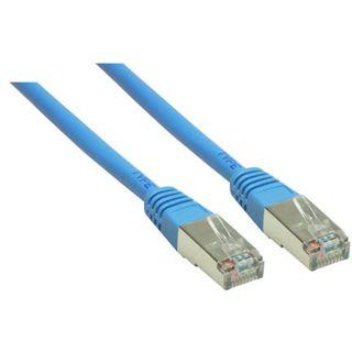 35.00m Good Connections Cat. 6 Patchkabel S/FTP PiMF RJ45 Stecker auf RJ45 Stecker Blau