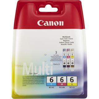 Canon Tinte 4706A029 cyan, magenta, gelb