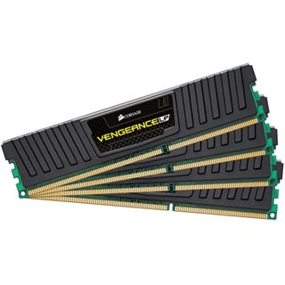 16GB Corsair Vengeance LP schwarz DDR3-1600 DIMM CL8 Quad Kit