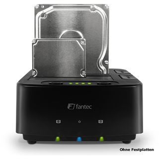 Fantec MR-CopyDU3 Docking Station USB 3.0