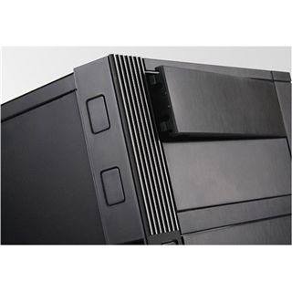 Silverstone Precision PS07 Mini Tower ohne Netzteil schwarz