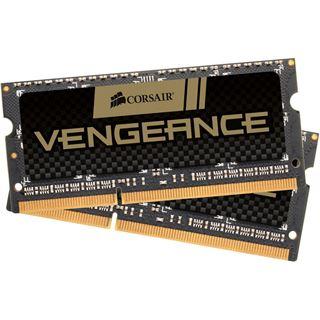 8GB Corsair Vengeance SO DDR3-1600 SO-DIMM CL9 Dual Kit